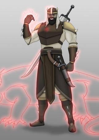 Spirit Sword Villian