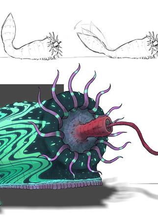 Alien-VR Project