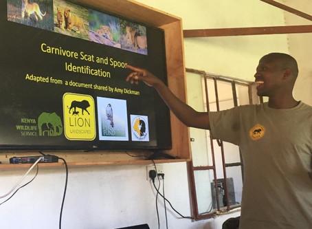 How to train a Lion Ranger Unit