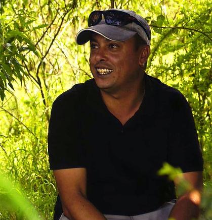 Glen Behr, Field Operations Manager (Laikipia, Kenya)
