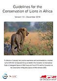 Cover guidelines for the conservation of