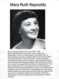 Ruth Mary Reynoldsa