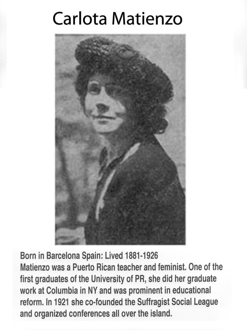 Carlota Matienzo