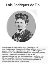 Lola Rodriquez de Tio