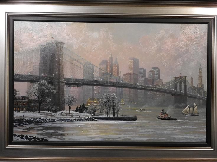 Chen, Alexander - Brooklyn Bridge Camber - 2013