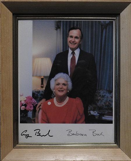 1990 Official White House Portrait