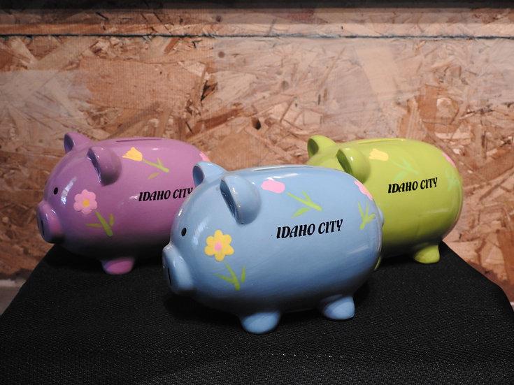 Idaho City Piggy Bank