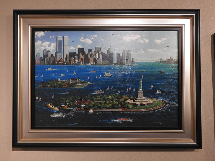 Chen, Alexander - New York Gateway - 2013
