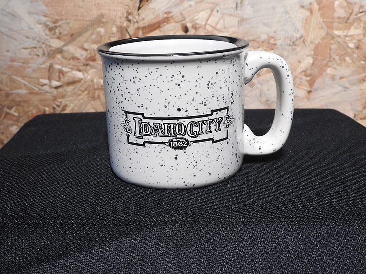 Idaho City 1862 Mug