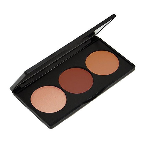 3 Shade Blush Palette Browns