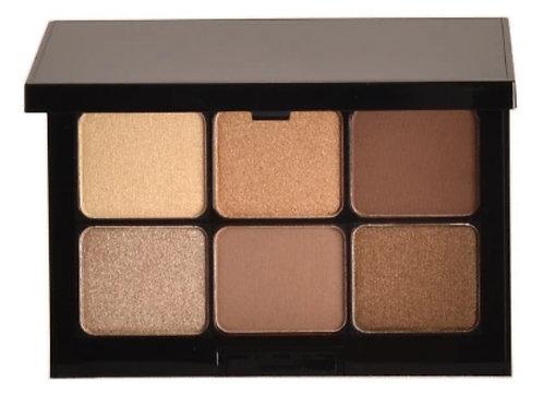 6 Shade Brownies Shimmer Eye Shadow Palette