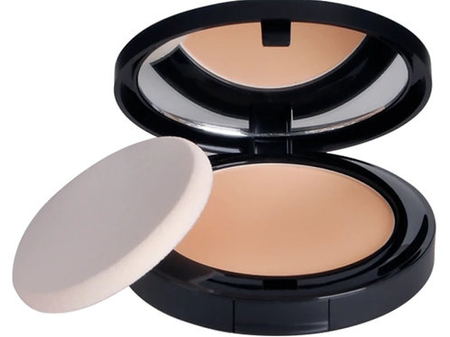 Compact Powder Foundation with Mirror