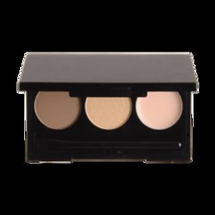 3 Shade Pro Eye Brow Palette