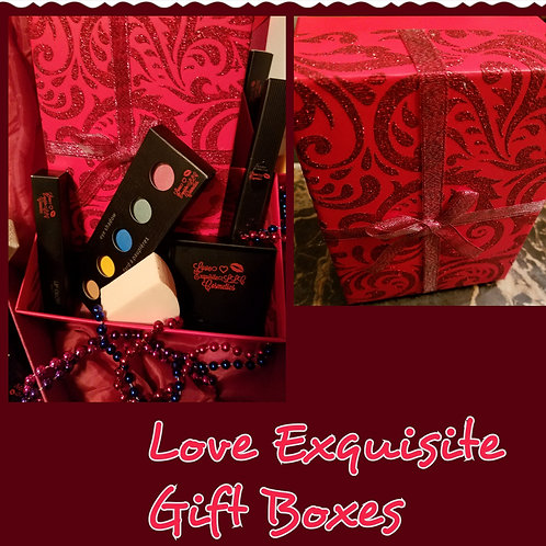 Love Exquisite Gift Boxes Mix-or-Match Make-up