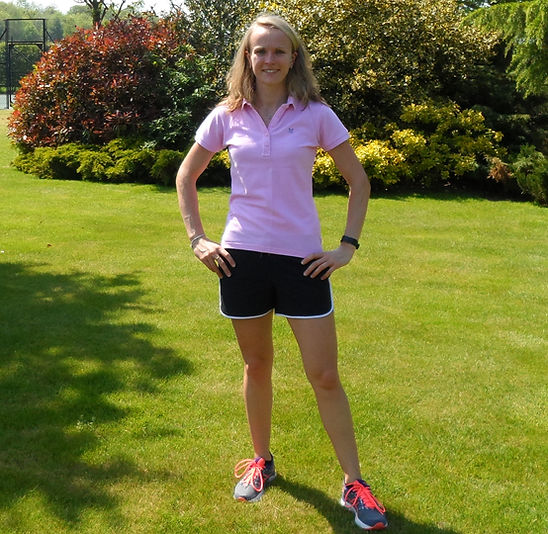 Holly Cook Personal Trainer Director HAC Lifestyle Limited