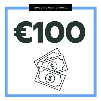 Donatie - Jackpot