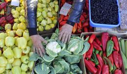Sistemas alimentarios sostenibles, la clave para acabar con el hambre y la malnutrición