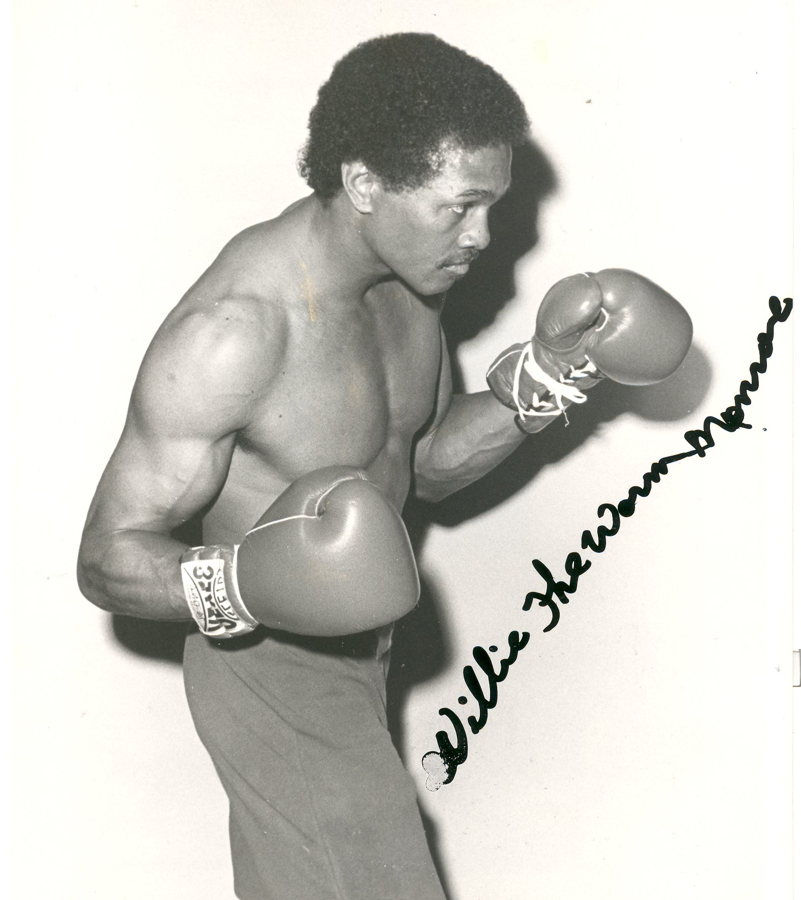 Willie 'The Worm' Monroe