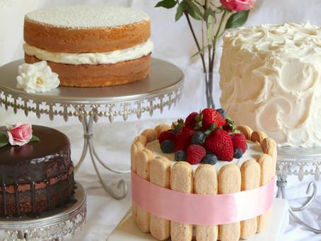 Sunday step Up And cake