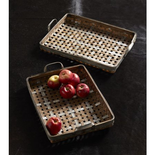 M.R. Woven Tray
