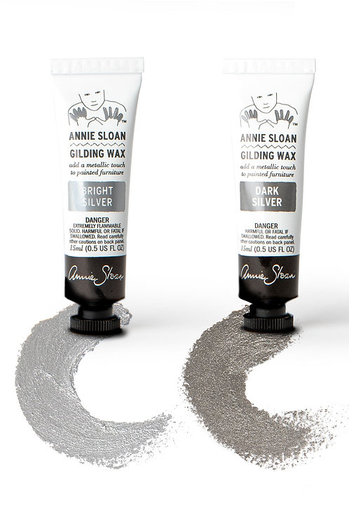 Gilding Wax: Dark Silver