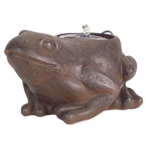 M.R. Frog Fountain