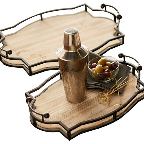 M.R. Decorative Trays