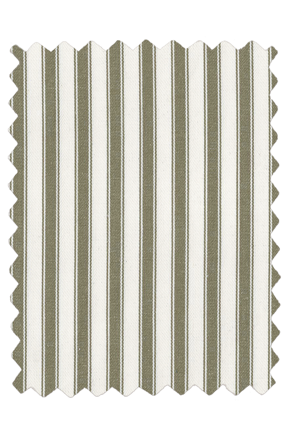Ticking-in-Olive-zigzag