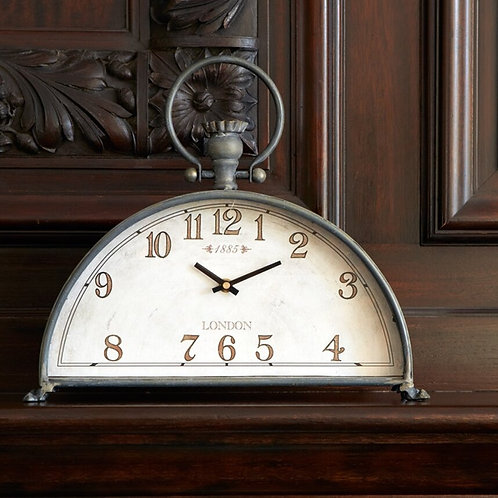 M.R. Mantle Clock