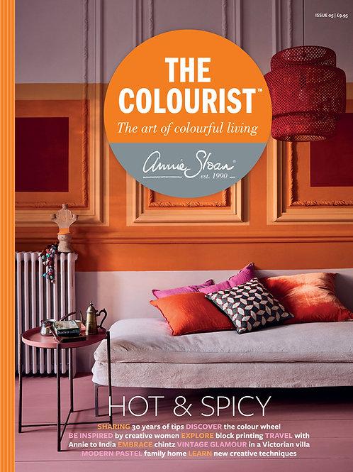 The Colourist Bookazine Issue 5
