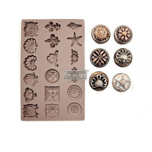 Redesign Moulds - Seashore Treasures