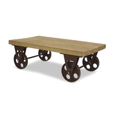 M.R. Table w/ Wheels
