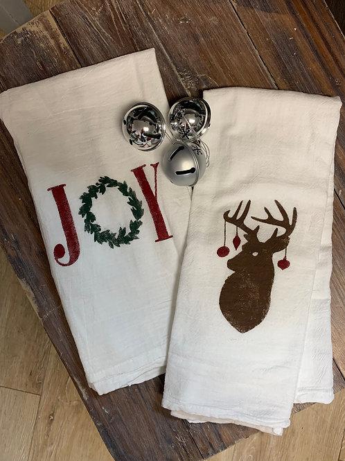 Floursack Towel DIY Kit