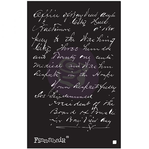 "6""x9"" Stencil - Read my Letter"