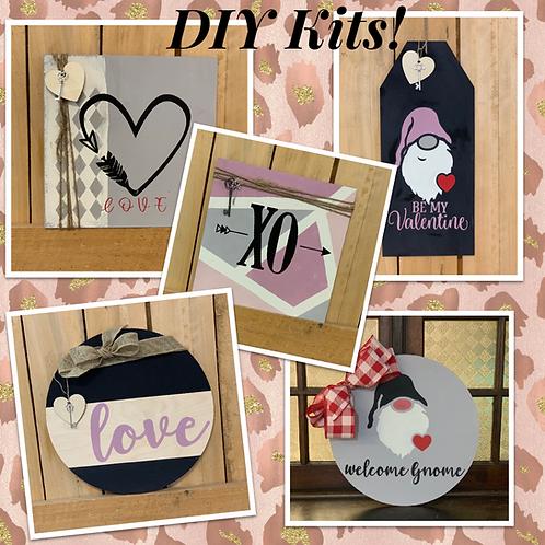 Valentine/St Patrick's Door/Wall Decor DIY Kit