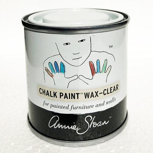 Clear Wax 4oz