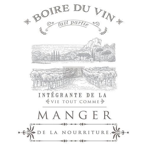 Redesign Transfer - Boire Du Vin