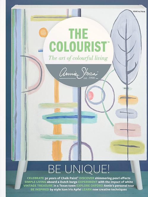 The Colourist Bookazine Issue 4