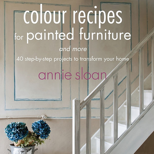 Color Recipes for Painted Furniture and More Book