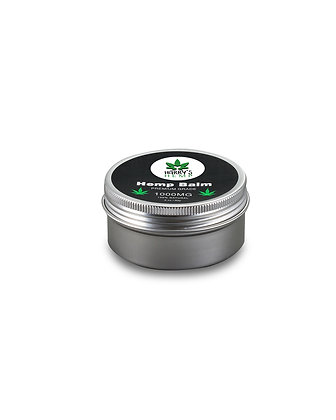 Harry's Hemp Shop CBD Balm Salve Eucalyptus & Lavender