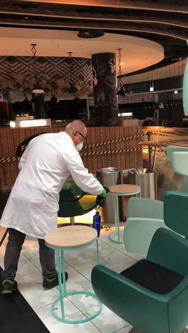 Deutschlands sauberstes Shoppingcenter