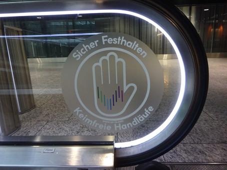 Züricher Flughafen stattet Rolltreppen mit ESCALITE aus