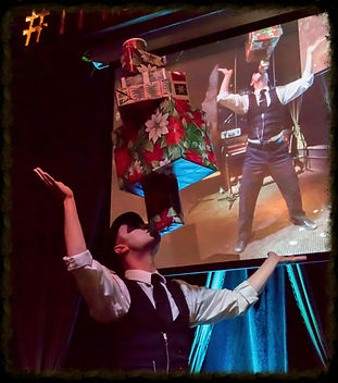Clown, Juggling, Rude Revue, Balancing
