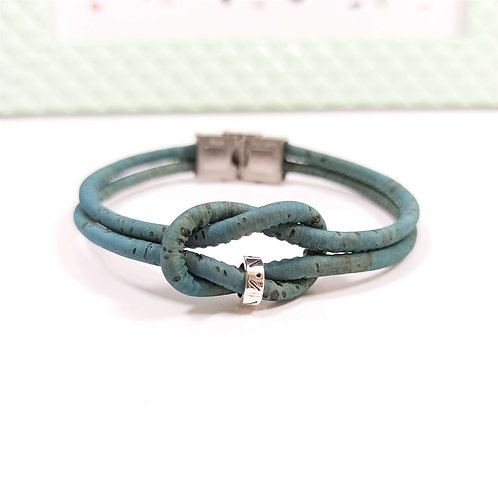 Bracelet en liège, Axelle