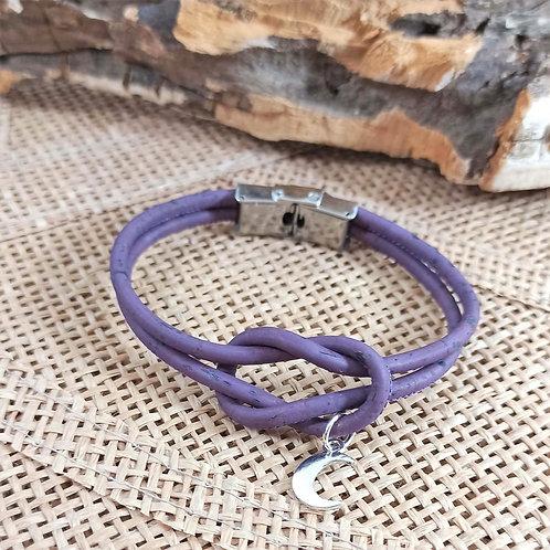 Bracelet en liège Marina