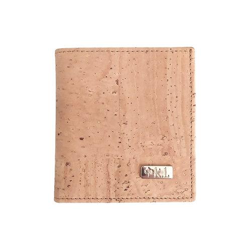 Porte-monnaie pratique et original en liège