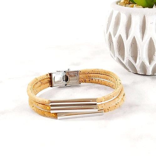 Bracelet en liège Manon