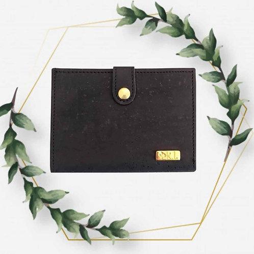 Portefeuille compacte et pratique pour femme
