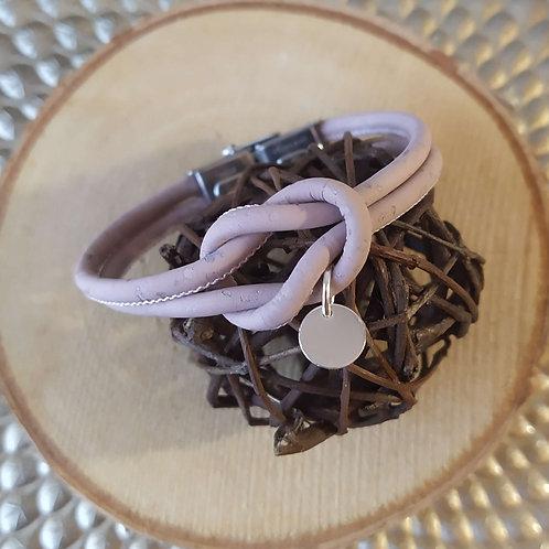 Bracelet en liège Marine