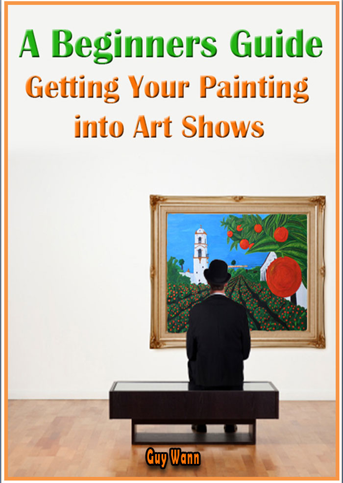 Getting your art into art shows